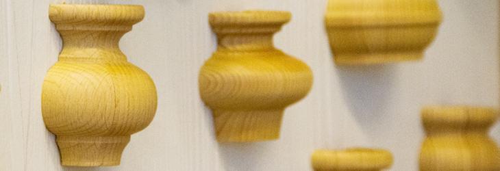 Möbelteile (Holz)